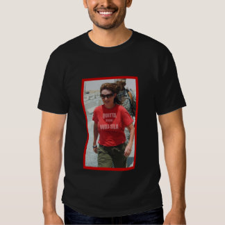 Quitta from Wassila Sarah Palin Resigns humor T-Shirt