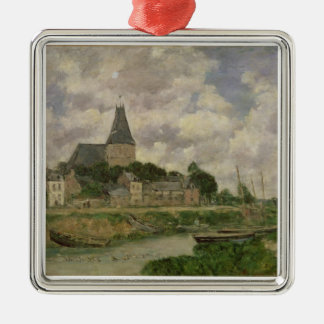 Quittebeuf, 1893 (oil on canvas) metal ornament