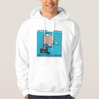 Quitting Time Hooded Pullovers