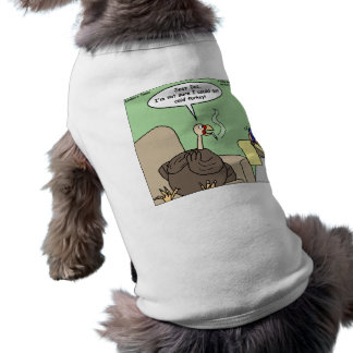 Quittng Smoking Cold Turkey Funny Gifts & Tees