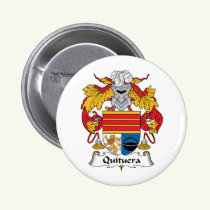 Quituera Family Crest Button