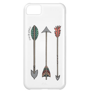 Quiver Full Arrow Tribal PSalm 127 iPhone5 Case