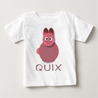 QUIX PLAIN TEE SHIRT