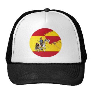 @QUIXOTEdotTV Trucker Hat
