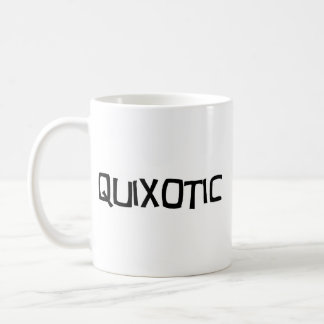 Quixotic Coffee Mug