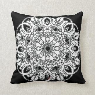 Quixotic Octa Glyph Pillow