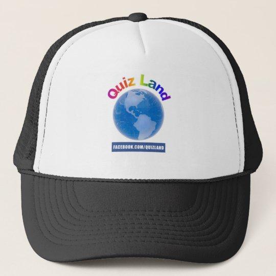 Quiz Land! Trucker Hat