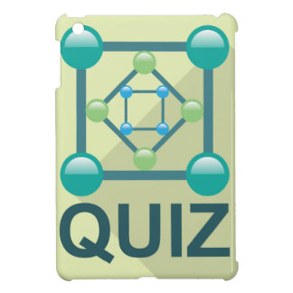 Quiz Logo Case For The iPad Mini