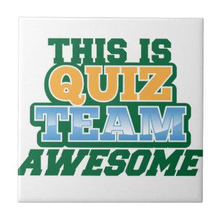QUIZ TEAM AWESOME! New Zealand pub quiz Tile