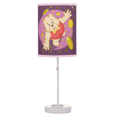 Quizzy Bear Desk Lamps at Zazzle