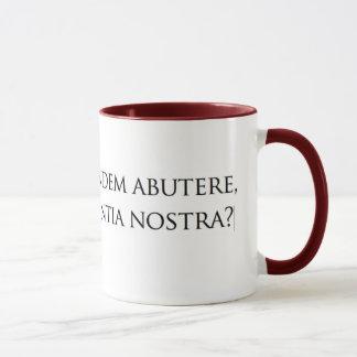Quo usque, o lector? mug