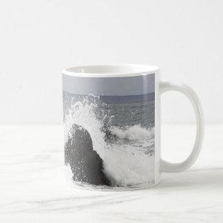 Quoddy del oeste taza de café