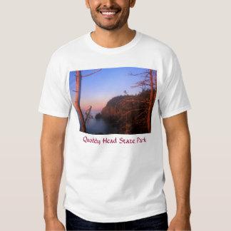 Quoddy Head Ocean Cliffs, Quoddy Head State Park T-shirts