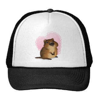 Quokka Trucker Hat