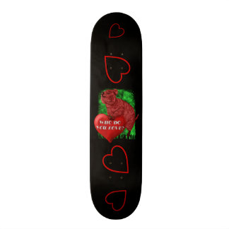 Quokka Love Skateboard