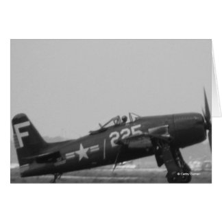 Quonset Air Show Card
