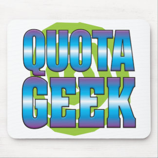 Quota Geek v3 Mouse Pad