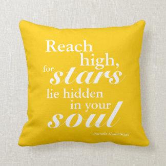 Quotable Decorative Throw Pillow