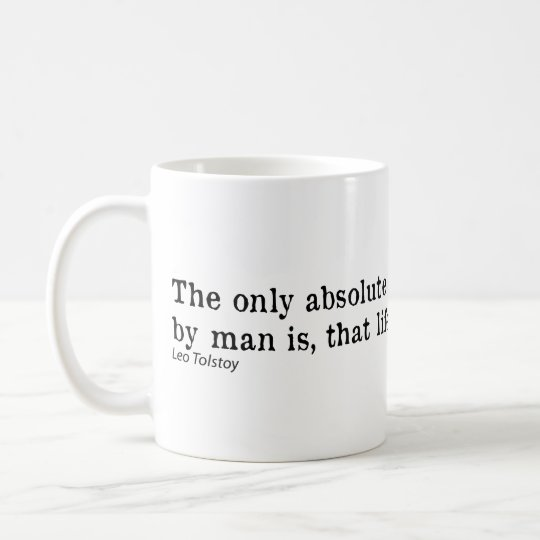 Quotations-17 Coffee Mug