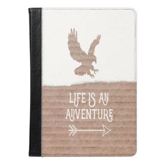 Quote Adventurer Audacious Brave Man Tinhorn Eagle