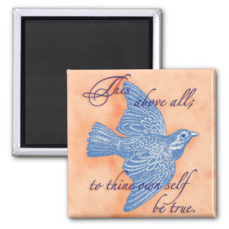 Quote Art Magnet from Digital Crafts
