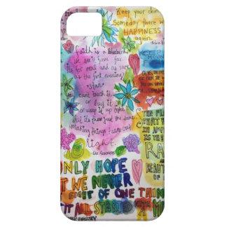 Quote iPhone 5 Case