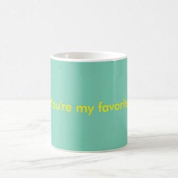 Coffee Themed Quote Coffee Mug