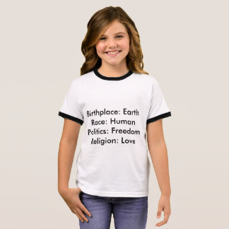 Quote for the ages ringer T-Shirt