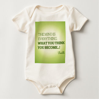 Quote from Buddha Baby Bodysuit