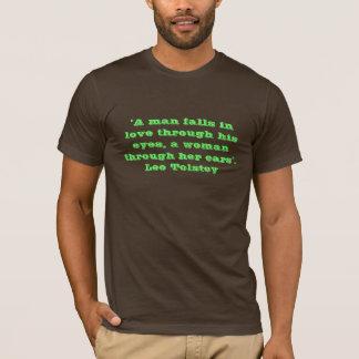 Quote - Leo Tolstoy T-Shirt