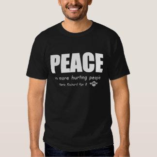 Quote Martin Richard Boston Massacre Shirt
