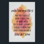 "Quote - Math Posters<br><div class=""desc"">Quote - Math Posters</div>"