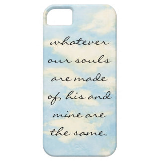 Quote Phonecase (from After) iPhone SE/5/5s Case