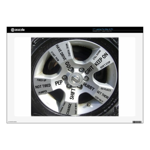 Quote Products for Car Lovers Decals For Laptops