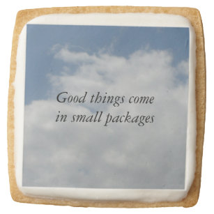 Good Things Small Packages Gifts On Zazzle