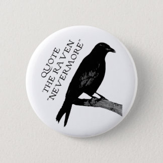 Quote The Raven Button