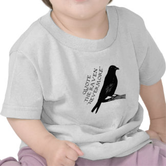 Quote The Raven Tees