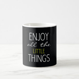 Quote Typography Mug