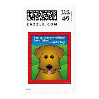 QuoteDog3 Postage Stamp