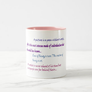 Quotes About Art.. Coffee Mugs