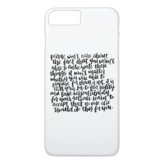 Friendship Quotes iPhone 7 Plus Cases \u0026 Covers  Zazzle
