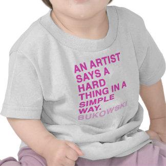 Quotes by Charles Bukowski Shirt