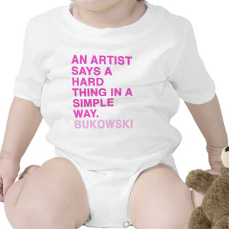 Quotes by Charles Bukowski Tees