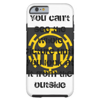 Quotes by Trafalgar Law Tough iPhone 6 Case