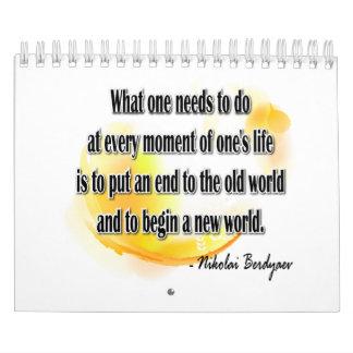 Quotes Calendar