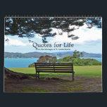 """Quotes for Life Calendar Option E<br><div class=""""desc"""">Calendar with quotes by T. Austin-Sparks</div>"""