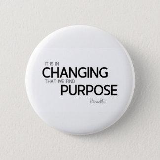 QUOTES: Heraclitus: Find purpose Button