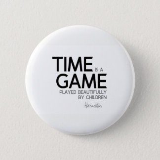 QUOTES: Heraclitus: Time is a game Button