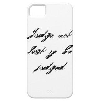 Quotes iPhone SE/5/5s Case