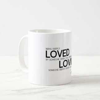QUOTES: Lao Tzu: Deeply loved Coffee Mug